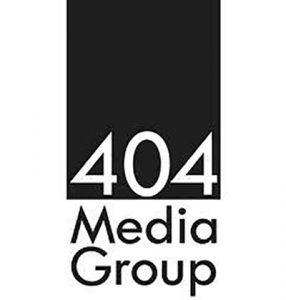 404 Media Group Logo