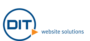 dit web solutions inc. logo