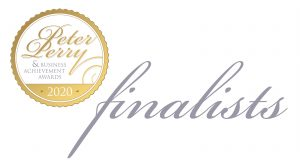 Peter Perry & Business Achievement Award finalists