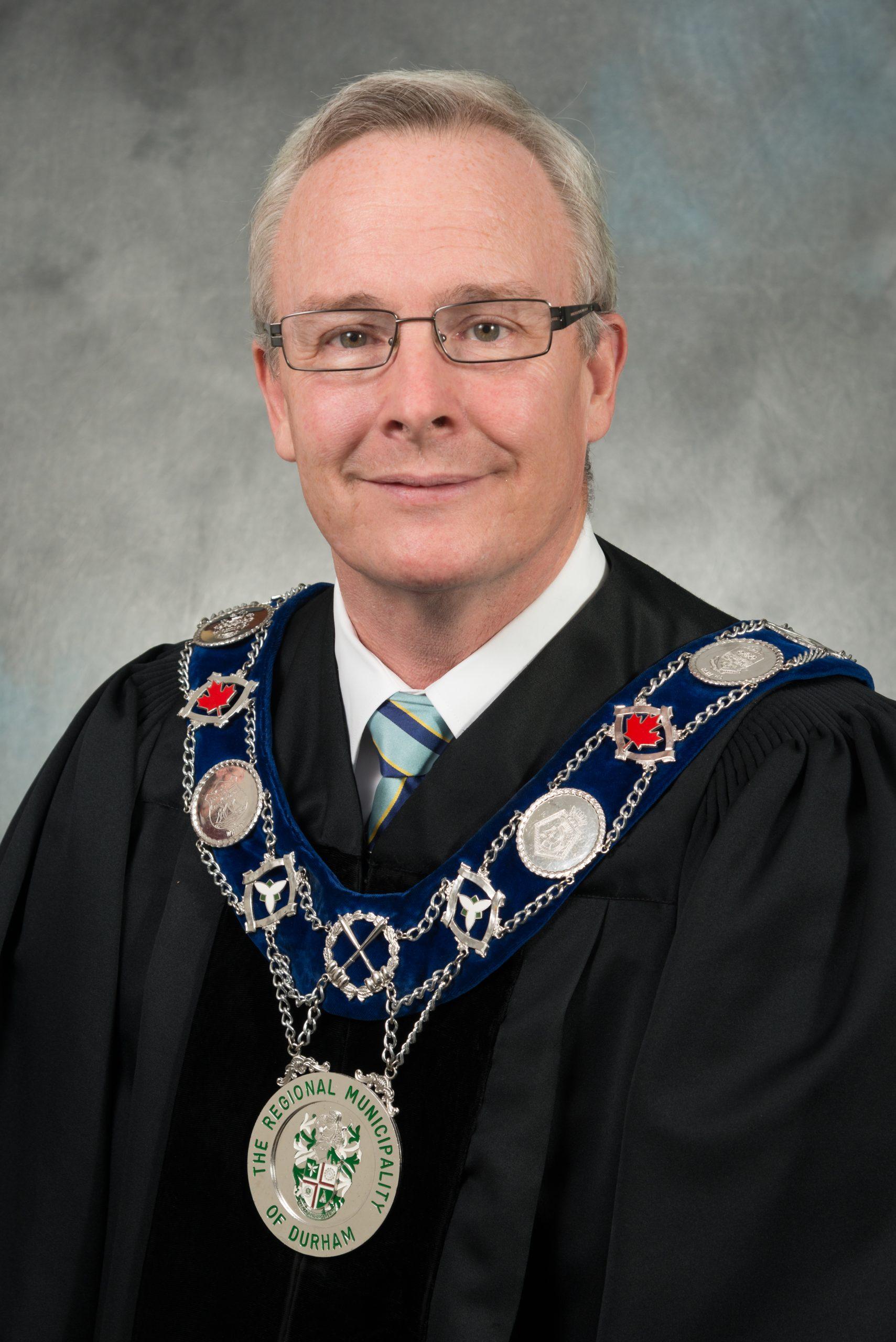 Regional Chair John Henry