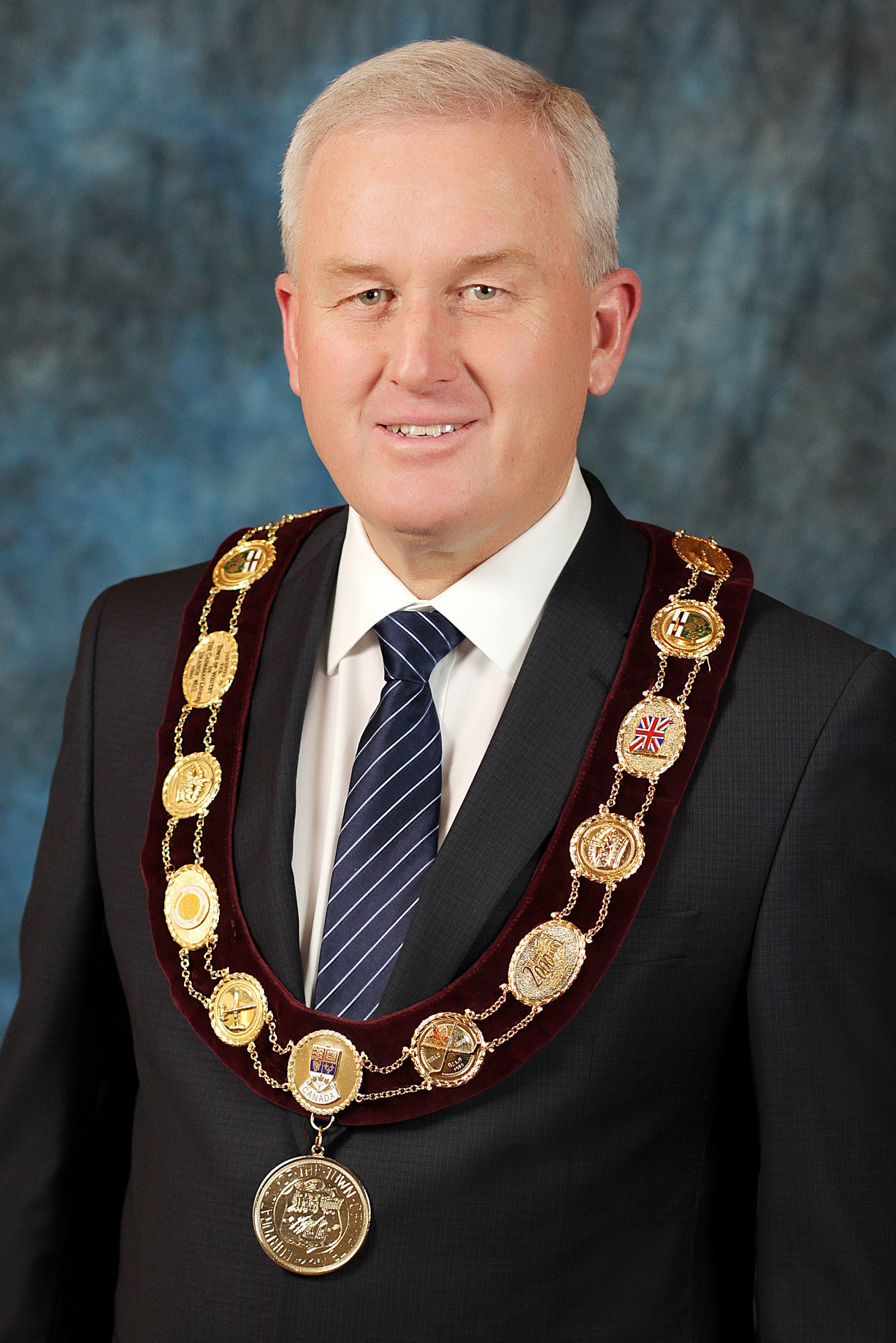 Mayor Don Mitchell