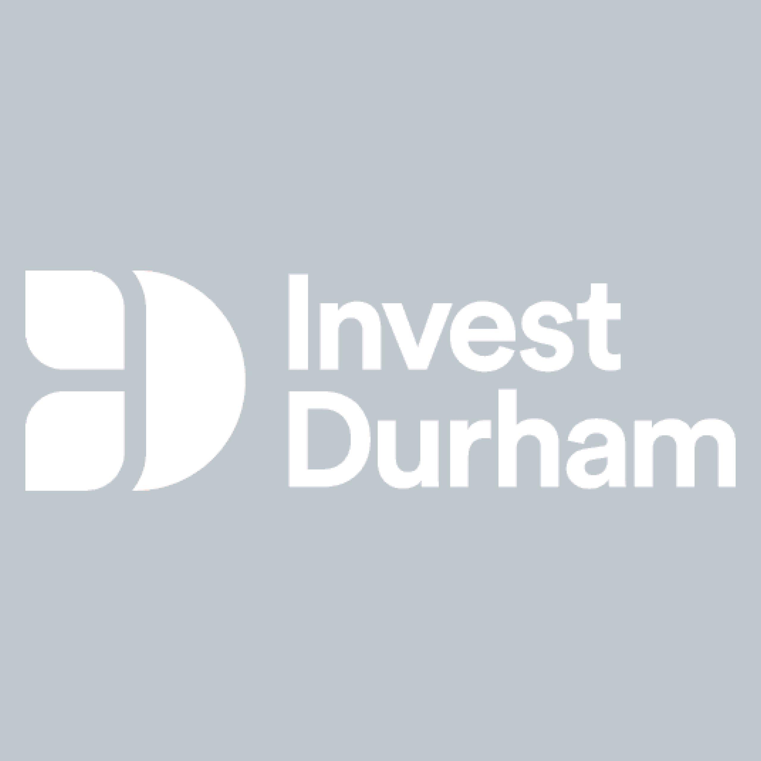 Invest Durham logo